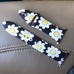 Accessories - Daisy Apple Watchband